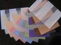 Zebra Roller Blind Fabric
