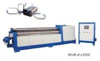 Cnc 4-Roller Plate Bending Machine