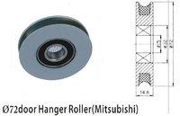 Elevator Hanger Roller (Mitsubishi)