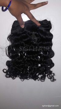 Machine Weft Virgin Indian Weave