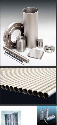 Titanium And Titanium Alloy Tubes