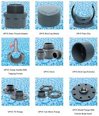 PVC/UPVC Pipes And Pipe Fittings for Water Supply