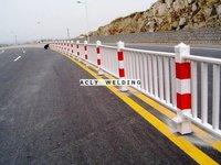Steel Road Guard Railings
