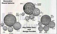 Decorative Sphere Balls
