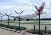Galvanized Steel Wire Fence