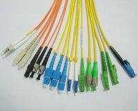 Lc/Sc/Fc/St Fiber Optic Patch Cords