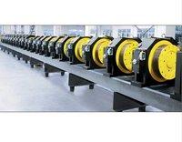 Bw4 Elevator Gearless Traction Machine