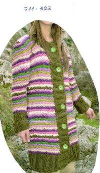 Long Colorfull Cargidan For Women