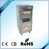 Professional Nice 3+2 Mixed Flavors Soft Ice Cream Machine