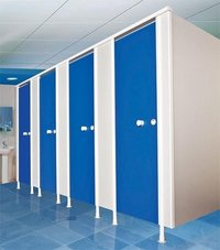 Modern Modular Toilet Partition Systems