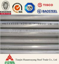 High Performance Super Ferritic Stainless Steel Tube