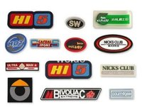 Silicone Rubber Labels