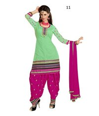Traditional Patiala Suits
