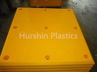 Impact Resistant Uhmwpe Plastic Sheet