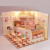 Miss Kate Wooden Doll House