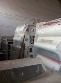 Seed Cotton Cleaning Machine