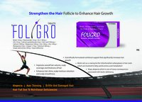 Foligro -Biotin, Amino Acids, Vitamins Mineral And Natural Extracts