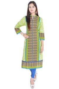 Indian Design Pure Cotton Kurti
