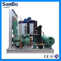 15tons Per Day Industrial Flake Ice Making Machine
