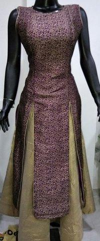 Ladies Readymade Indo Western Dress
