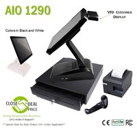 Aio 1290 Single Touchscreen Pos System Package