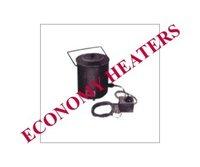 Round Type Electric Solder Melting Pot