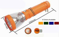 Newest LED Rechargeable Torch
