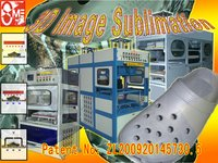 More Colourful And Sharp Image Hot Stamping Machine