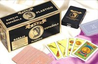 Designer Plastic Playing Cards