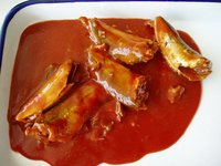 Canned Sardines Mackerel