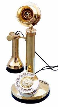 Brass Telephone