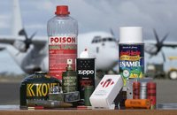 Shipping Dangerous Goods By Airborne