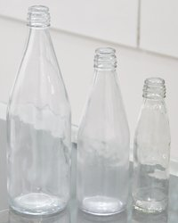 Ketchup Or Sauce Glass Bottles
