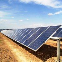 Suntrix Horizontal Single Axis Solar Tracker
