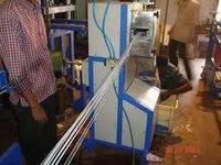 Plastic Raw Dana Machine