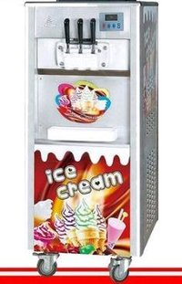 High Capacity Soft Ice Cream Maker