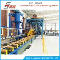 Aluminium Extrusion Profile Air Cooling