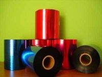 Colored Barcode Ribbon
