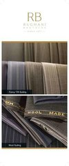 Tr Suiting Yarn Dyed