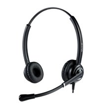 Preferred Monarual Noise Cancelling Call Center Headset