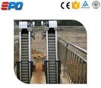 Rotating Mechanical Waste Water Bar Screen