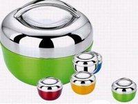 Stainless Steel Storage Container To Keep Food Hot