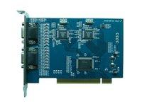 MPEG-4/H.264 16ch DVR Digital Video Recorder Linux DVR Card