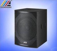 Professional Loudspeaker Pa System Subwoofer Cx-118sb