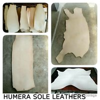 Vegetable Tanned Sole Leathers