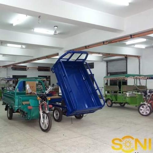 E Cart Rickshaw