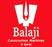 M/S. BALAJI CONSTRUCTION MACHINES & SPARES PVT. LTD