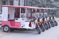 ICAT Approved E Rickshaw