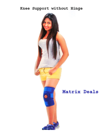 Knee Support without Hinge