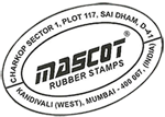 MASCOT RUBBER STAMPS